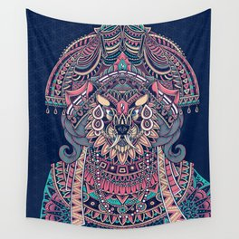Queen of Solitude Wall Tapestry