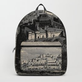 The great controversy between Christ and Satan 1888 Backpack