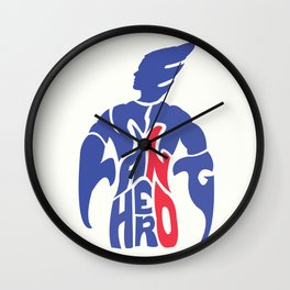 No Estranghero (No Strangers) Wall Clock