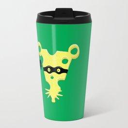 Cheese Burglar Travel Mug