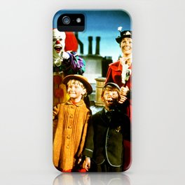 PENNYWISE IN MARY POPPINS iPhone Case