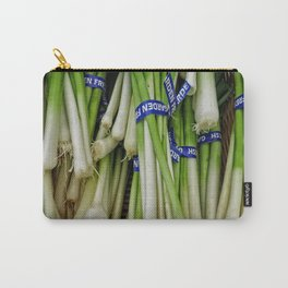 Scallions Carry-All Pouch