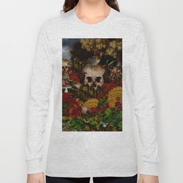 Starchild Skull Long Sleeve T-shirt