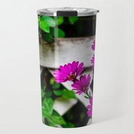 Flowers Make People Better Travel Mug
