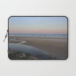 Fraser Island Sunet Laptop Sleeve