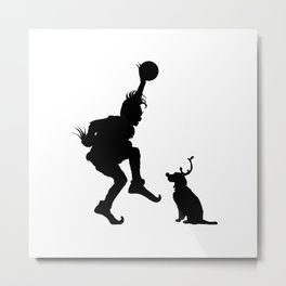 #TheJumpmanSeries, The Grinch Metal Print