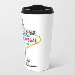 Welcome to Cheektavegas Travel Mug