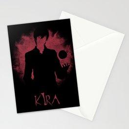 I Am Justice! Kira Stationery Cards