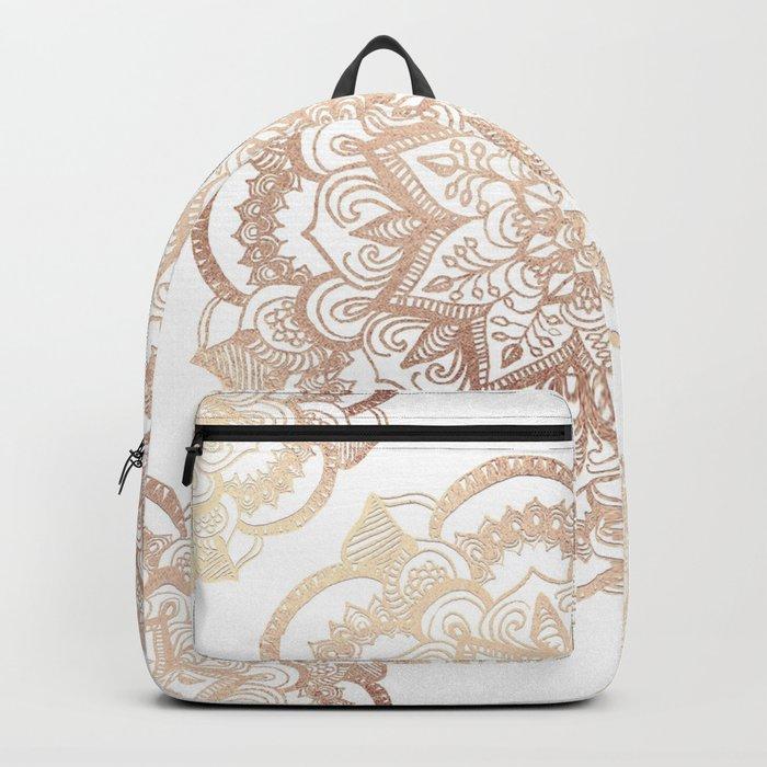 Mandala Gold Shine I Backpack