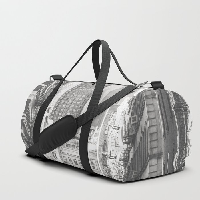 Once in Soho - New York City Photography Duffle Bag