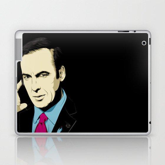 BETTER CALL ME! Laptop & iPad Skin