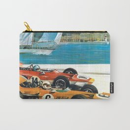 1970 Monaco Grand Prix Racing Carry-All Pouch
