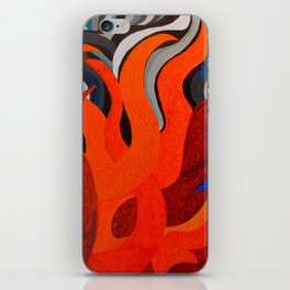 Battle of the Elements: Fire iPhone Skin