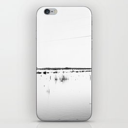 Overflowing lagoon iPhone Skin