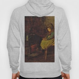 Home And Warmth - Eastman Johnson Hoody