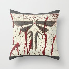 Well, that's the last of the Fireflies. Throw Pillow