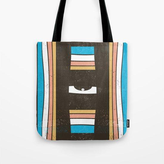 Next Dimension Tote Bag