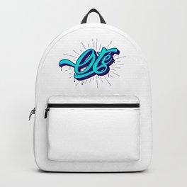 Oté - Bleu Backpack