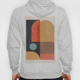 geometric abstract 19 Hoody