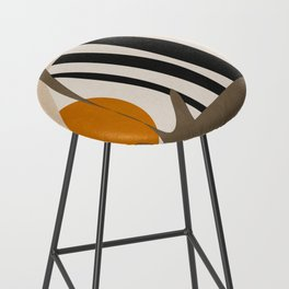 Abstract Art2 Bar Stool