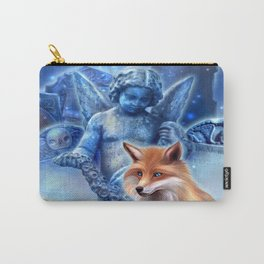 Spirit of the Fox Carry-All Pouch