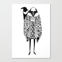 Skunkman Canvas Print