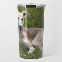 Lurcher  Travel Mug