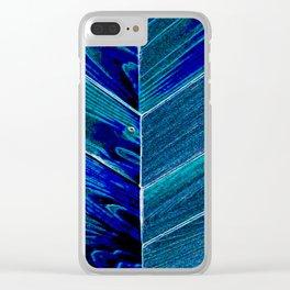 Bluegrain Clear iPhone Case
