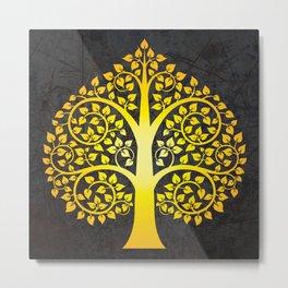 Bodhi Tree0103 Metal Print