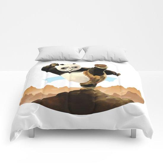 KUNG FU PANDA Comforters