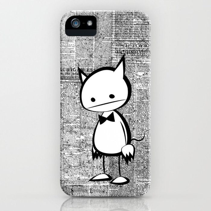 minima - au diable iPhone Case