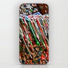 Gum Alley iPhone & iPod Skin