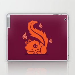Sleeping Fox Laptop & iPad Skin