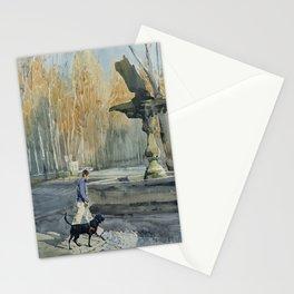 Paseo de Carlos III Stationery Cards