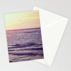 Sunrise Over Ocean Stationery Cards