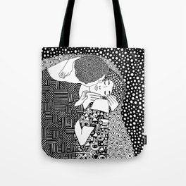 VIDA Tote Bag - Time Traveler by VIDA