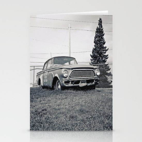 Rusty Rambler Stationery Cards