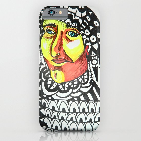 The Snake Charmer iPhone & iPod Case