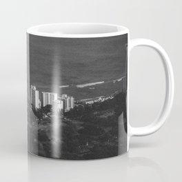 Hawaii- Cityscape Coffee Mug