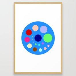 Tetracycline Framed Art Print