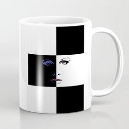 Pince Dr Who Print Coffee Mug