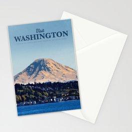 Visit Washington  Stationery Cards