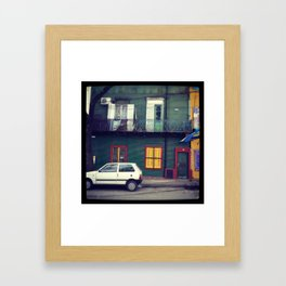 Buenos Aires Framed Art Print