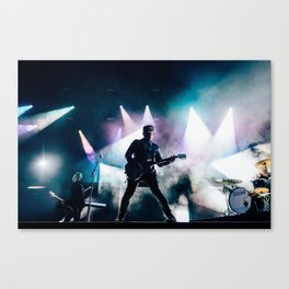 Carpark North - Ringsted Festival Canvas Print