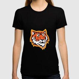 Bengal Tiger Head Mascot T-shirt