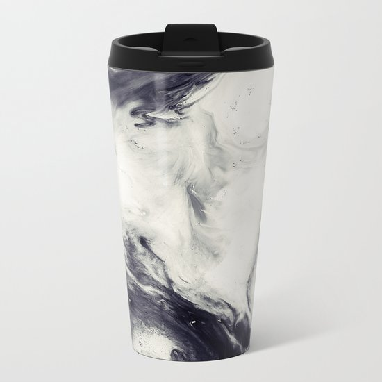 grip Metal Travel Mug