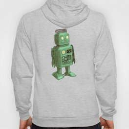 Robot vs Alien Hoody