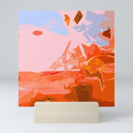 Satsuma Dusk Mini Art Print
