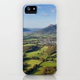 Keswick iPhone Case