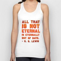 eternal sunshine Tank Tops featuring Eternal by Peter Gross